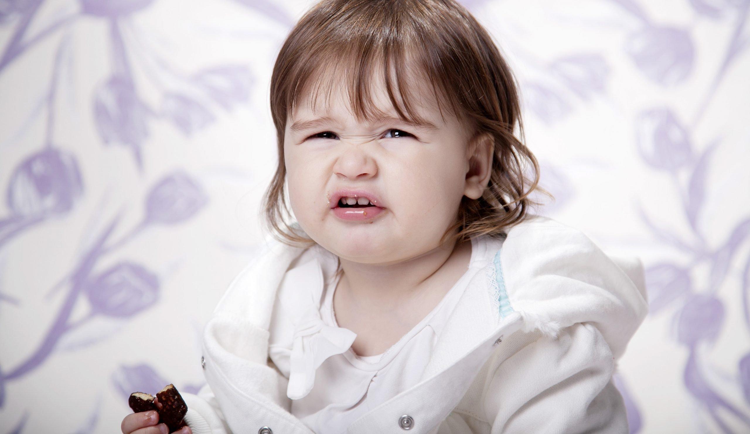 inappetenza dei bambini: prevenirla