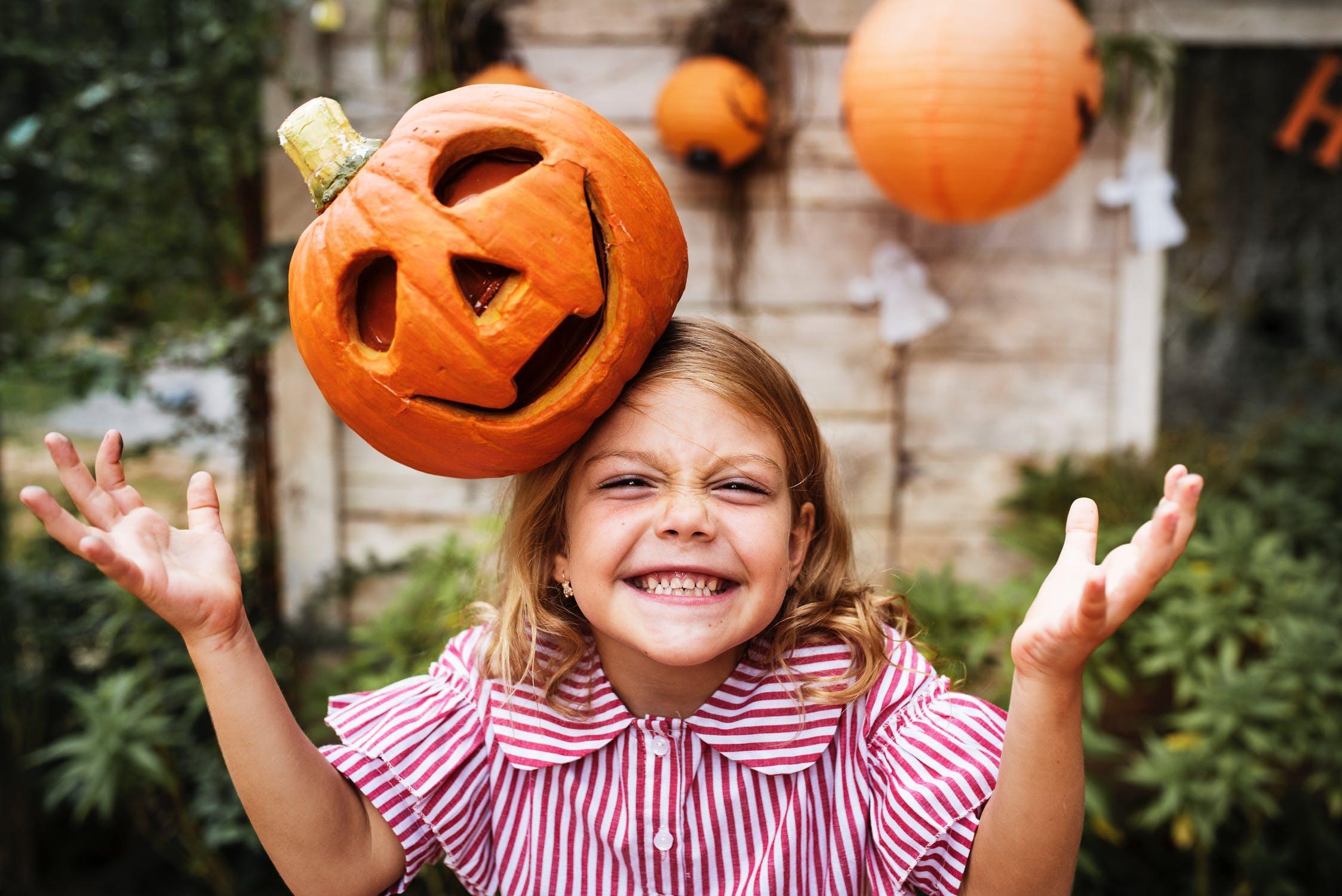 Halloween sicuro per il tuo bimbo