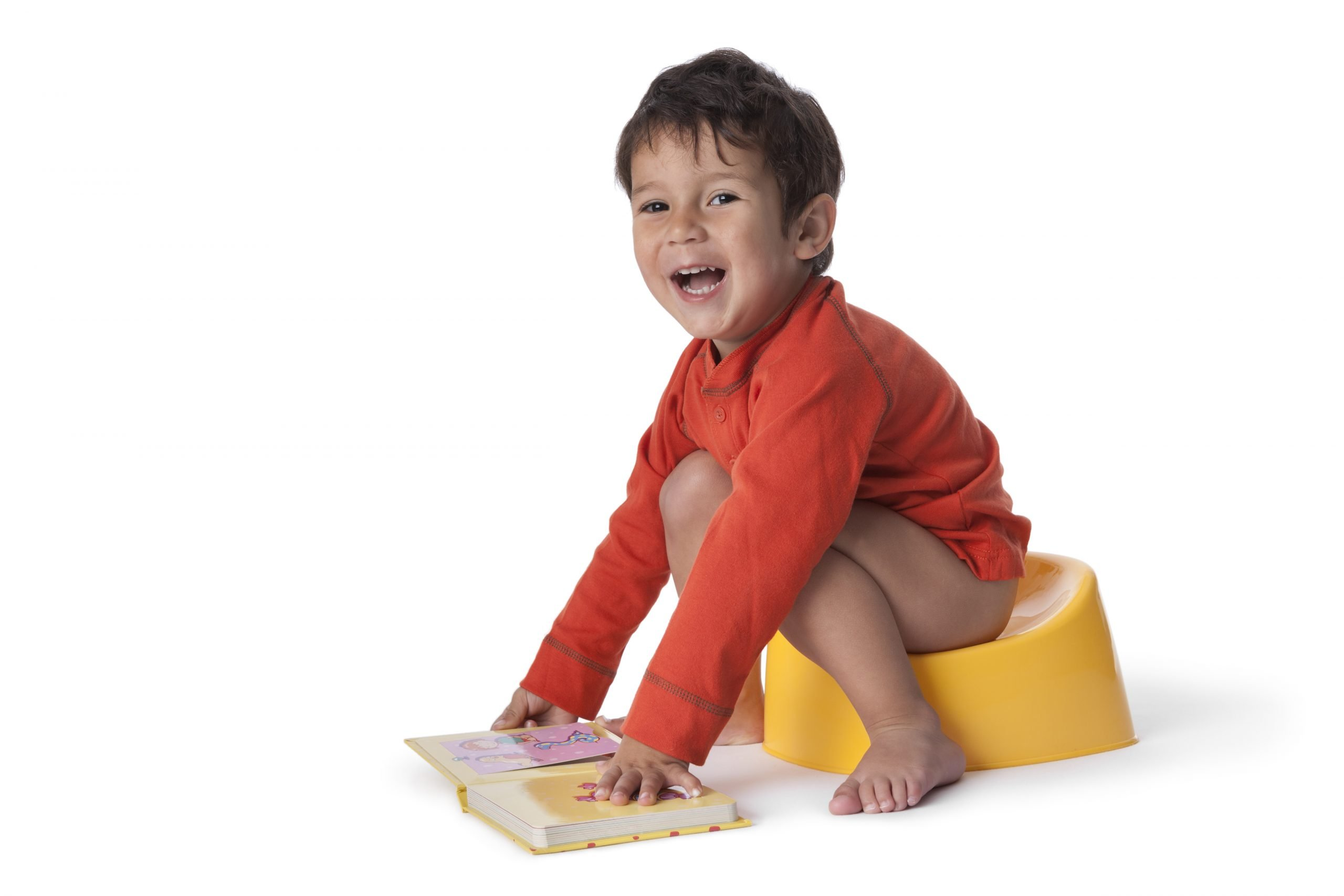 Come e quando togliere il pannolino al bambino?