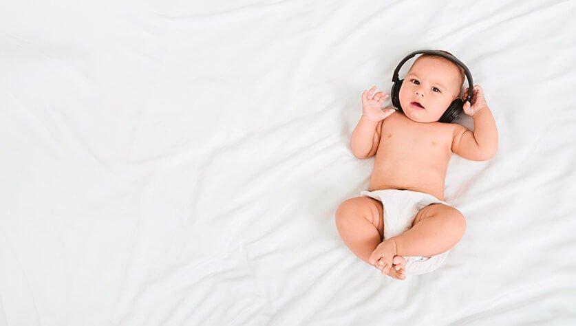Il rumore bianco aiuta i bambini a rilassarsi e ad addormentarsi